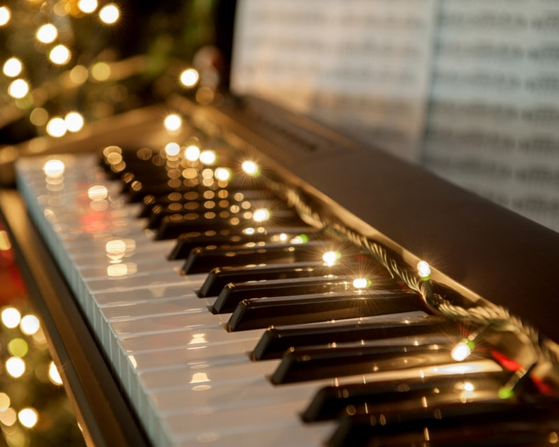 off the bone piano christmas
